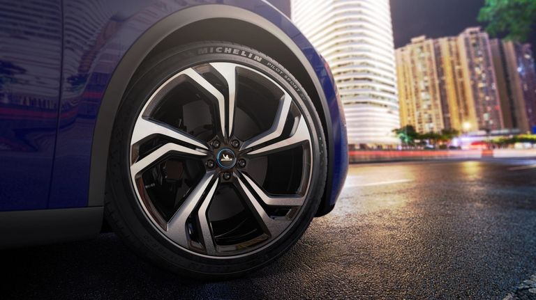 Michelin prepared for electric vehicle revolution