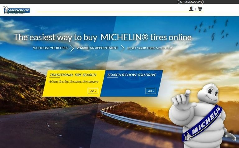 Michelin halts direct-to-consumer online tire sales in U.S.