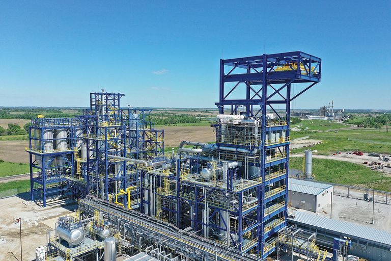 Monolith Materials to utilize carbon black site to make 'clean' ammonia