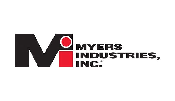 Myers Industries' CFO resigns