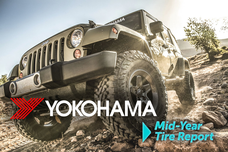 Online Exclusive: Yokohama sees growth in high-value tires