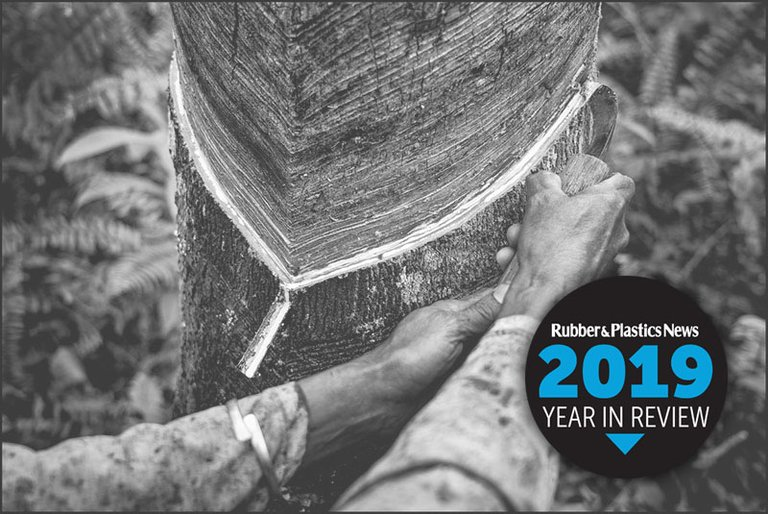 Year in Review: Natural rubber, synthetic rubber markets struggle with volatility