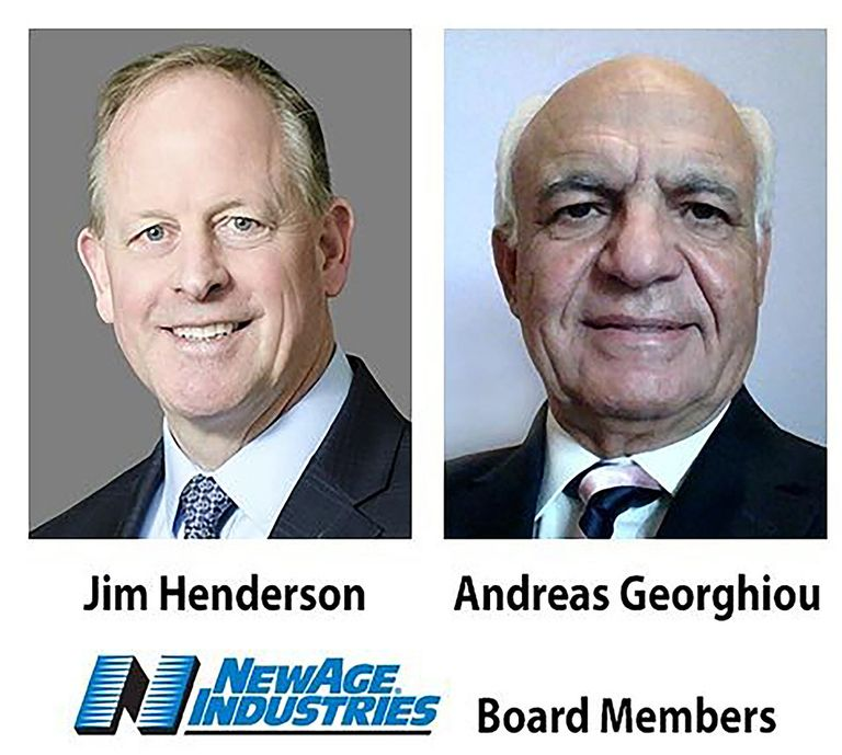 NewAge Industries adds two new board members