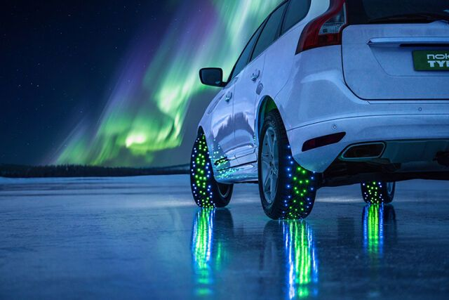 Nokian: Smart tires will be widely adopted within five years