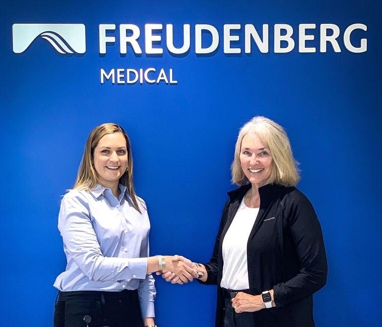Freudenberg Medical's Silicone unit transitions leadership