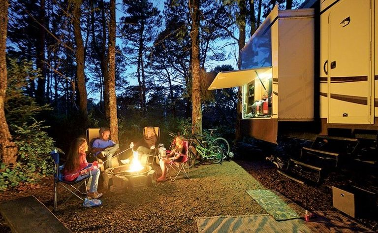 In pandemic environment, RV industry 'roaring back'