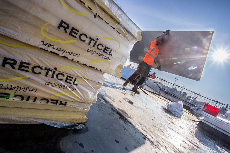 Recticel Q1 sales up, realignment on track