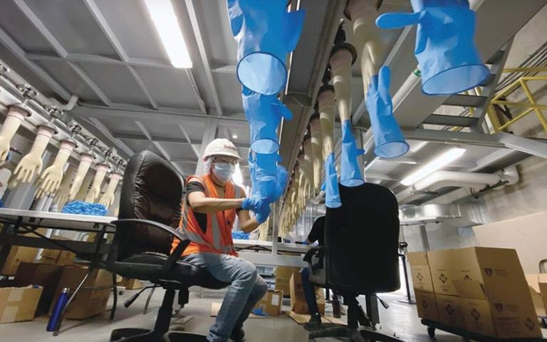 Made in the U.S.: Rhino to expand nitrile glove production, add plant in Texas