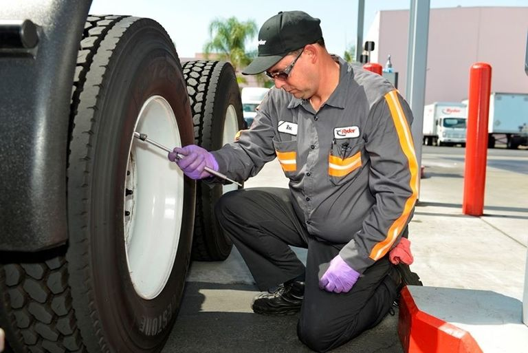 Goodyear forges new partnership with Ryder System