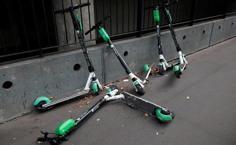 Tackling scooters, sharing and data privacy