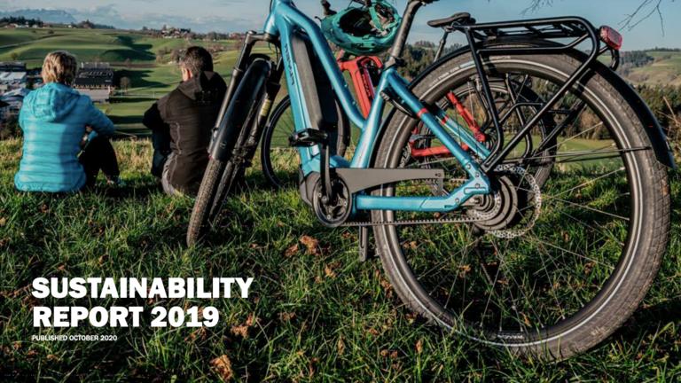Gates cites progress in latest sustainability report
