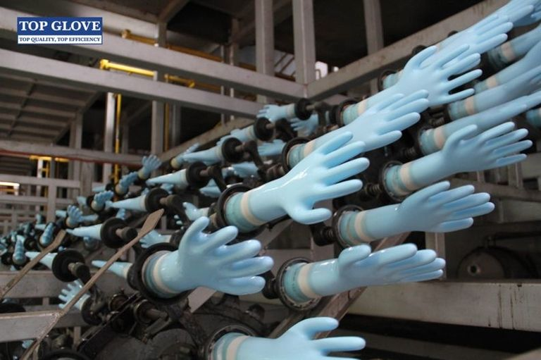 Top Glove posts record-high growth in profits