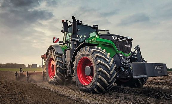 AGCO names Trelleborg Sealing Solutions partner level supplier