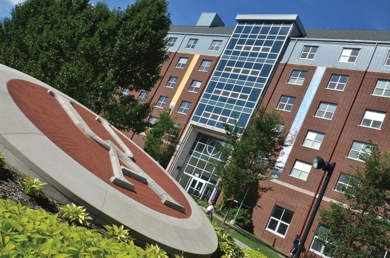University of Akron consolidates colleges, schools
