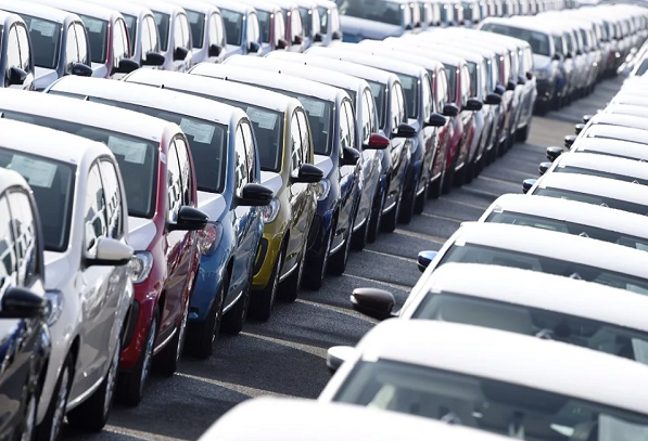 EU car registrations down 26 percent in November