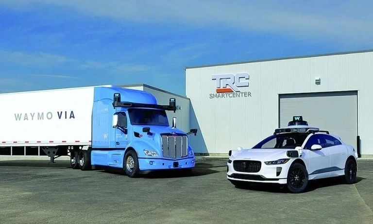 Self-driving trucks won't have big impact on trucker jobs anytime soon