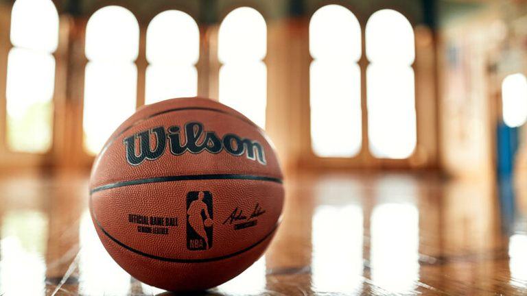 Wilson to provide NBA game ball beginning with 2021-22 season