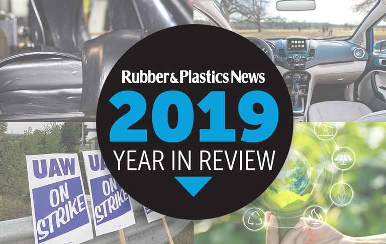 Year in Review: Slowing auto sales define 2019 rubber industry