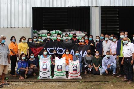 Yokohama Rubber helping farmers improve sustainability