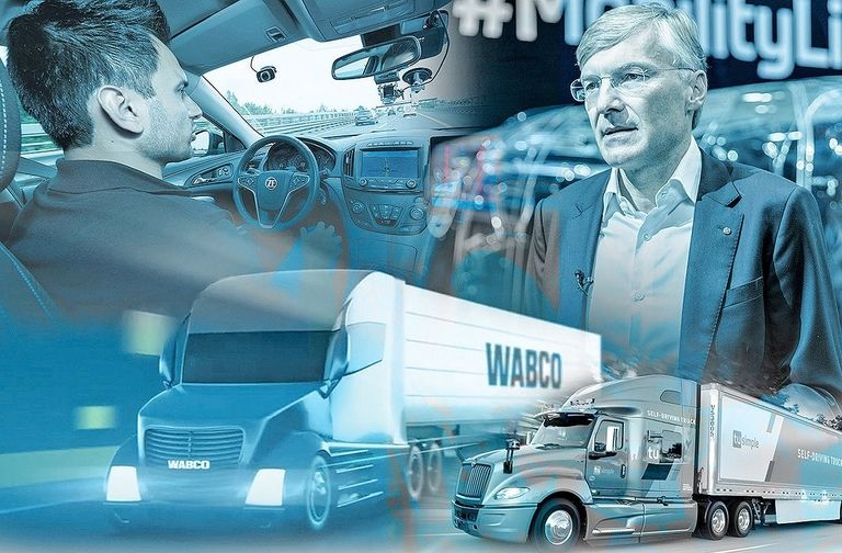 ZF puts down a big bet on future of commercial trucks