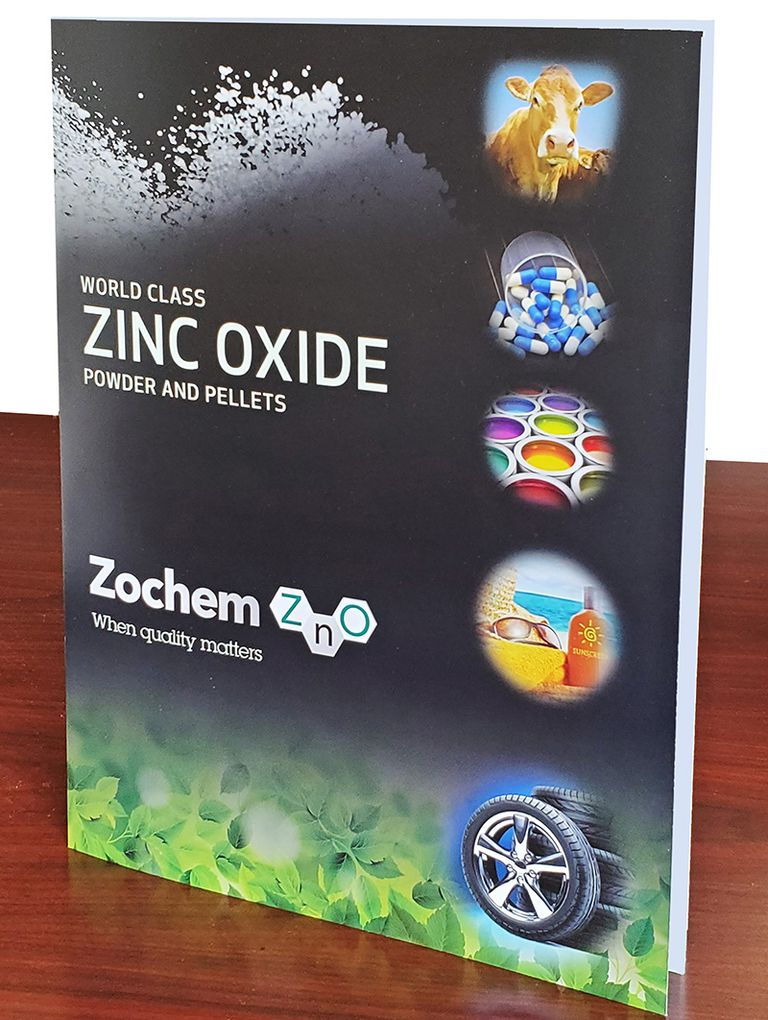 New products: Zochem details zinc oxide offerings