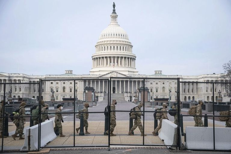 NADA, bank group to assess political contributions after U.S. Capitol siege