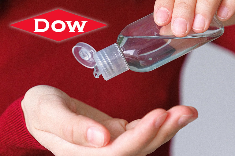 Dow pledges $3 million to COVID-19 relief, starts sanitizer production