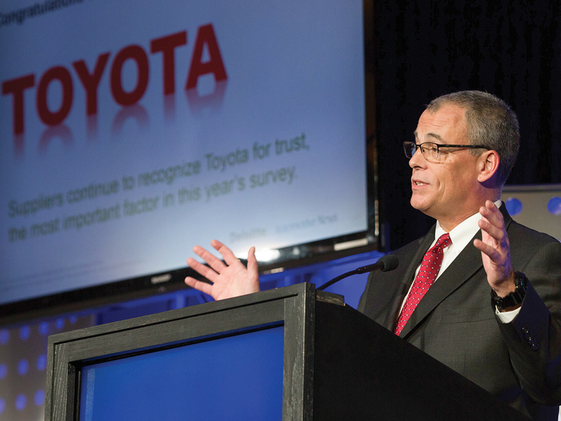 Auto makers outline the key to healthy supplier relationships
