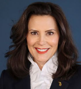 Michigan Gov. Gretchen Whitmer has a vision for the state's EV infrastructure.