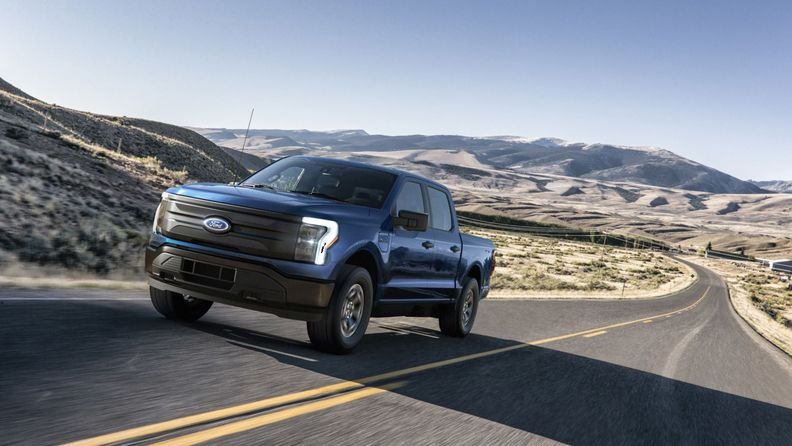 Ford battery plant expansion – F-150 Lightning Pro
