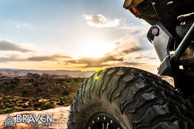 Tire Mart Braven ATV