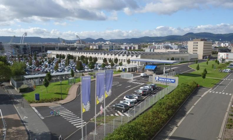 Michelin plant