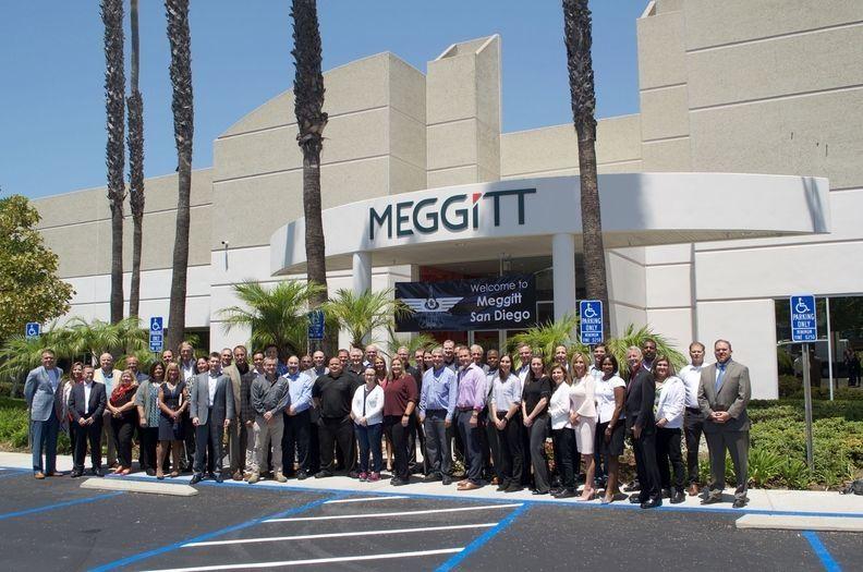 Parker Hannifin Meggitt acquisition San Diego building