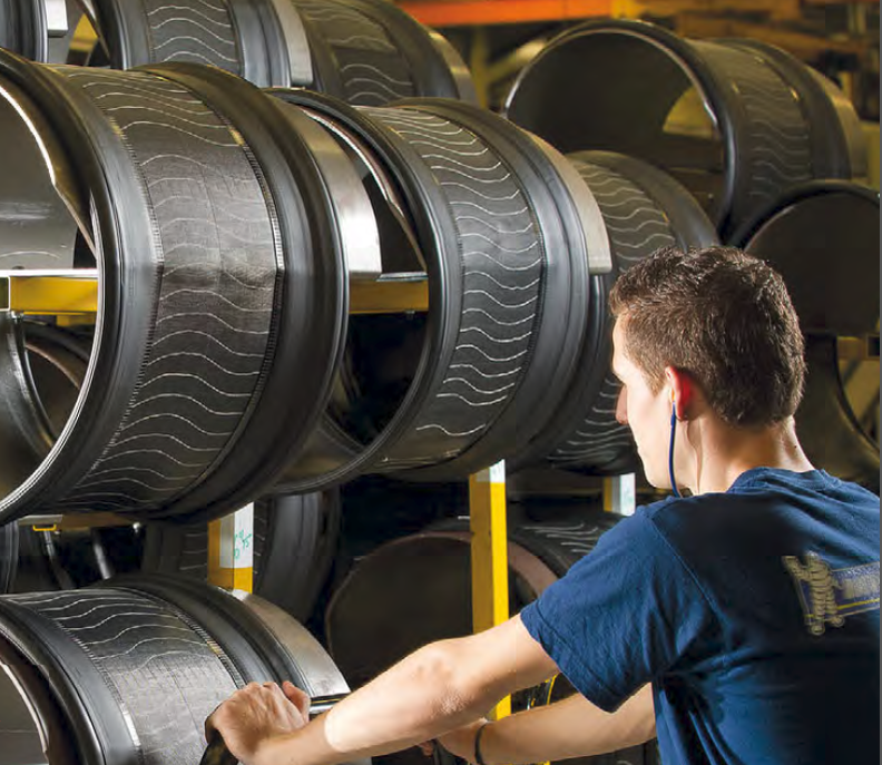 Michelin To Close French Truck Tire Plant