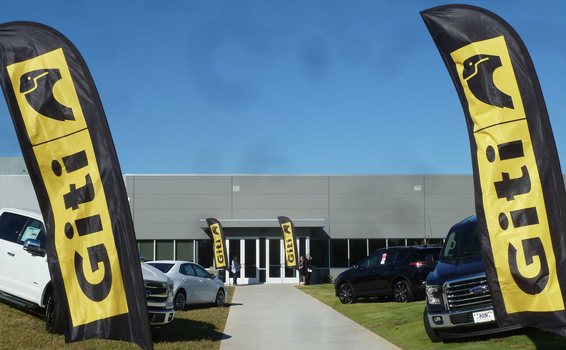 Giti Marks Start Of Production At South Carolina Plant