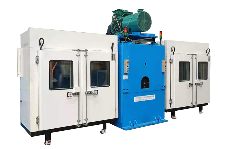 Smithers' new machine expands tire testing in China