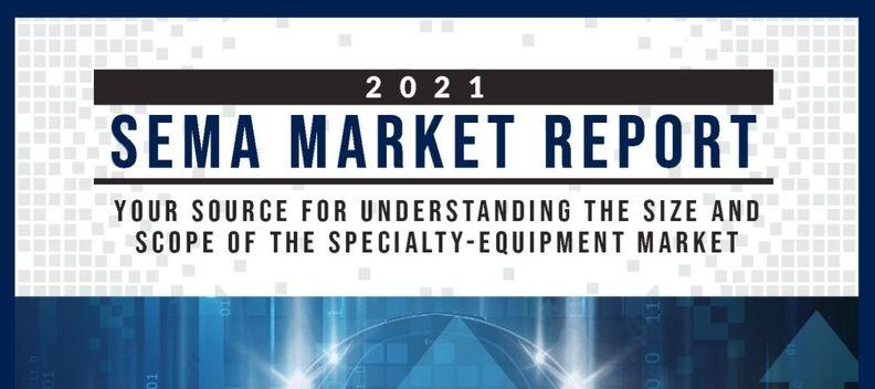 SEMA market report shows automotive lead U.S. retail spending in 2020