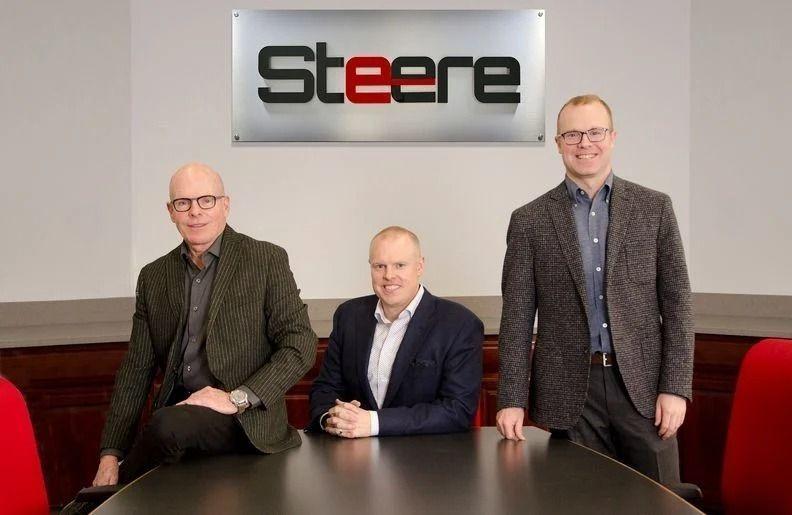 The Steere family