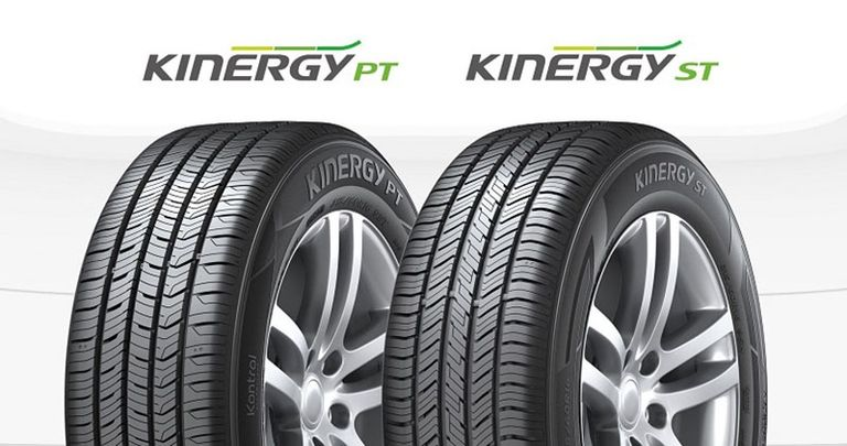 Hankook Tire expands Kinergy PT, ST size range