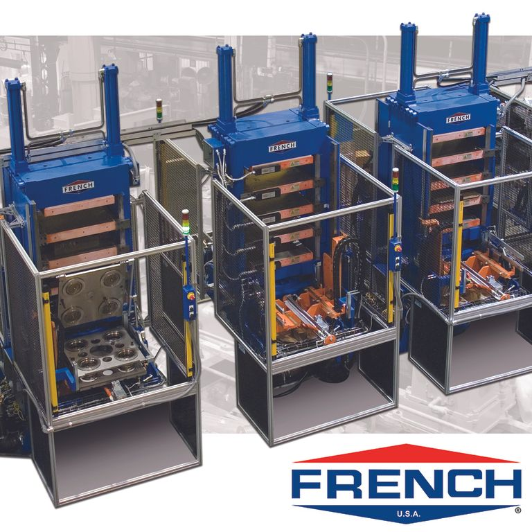 Process Improvement, Cost Reduction with Custom Press Systems