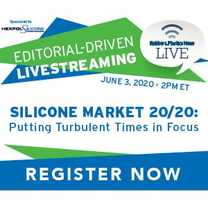 RPN Live: Silicone Market 20/20: Putting Turbulent Times in Focus