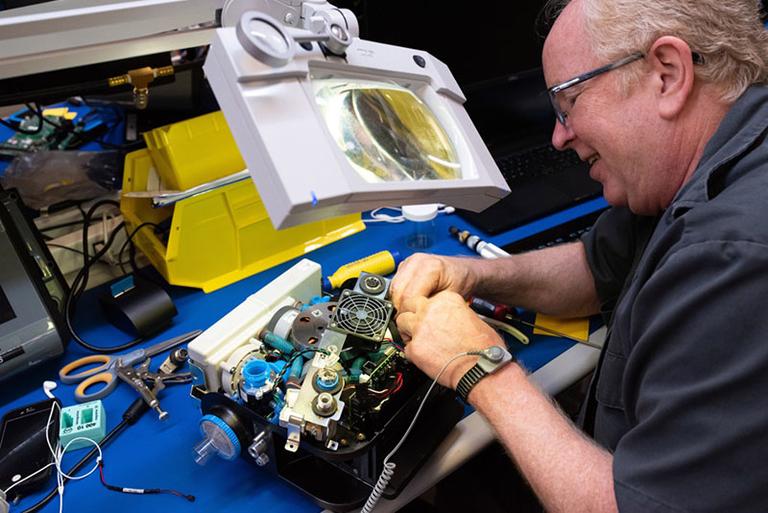 Precision Associates involved in GM, Ventec ventilator project